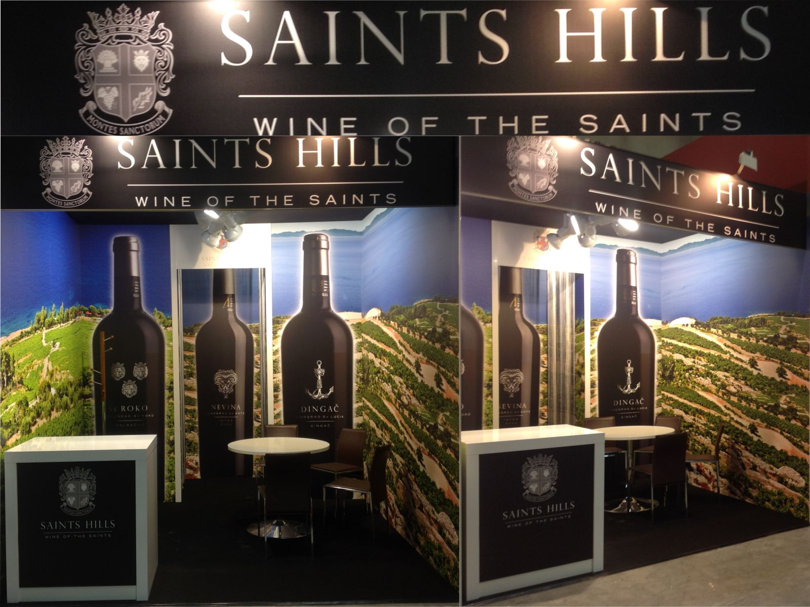 VINITALY 2016 SAINTS HILLS